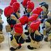 Soldats ottomans (turcs), tirailleurs sénégalais, soldats français.