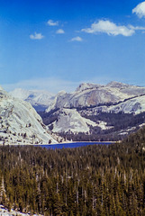 Tenaya Lake from Olmsted Point (045°)