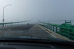'Twas Foggy at the Bridge