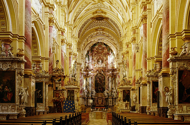 Klosterkirche Ebrach - Former Abbey Church Ebrach - L'ancienne église abbatiale de Ebrach - Please lokk on black!