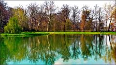 Riflessi sul lago - (630)