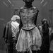 Danseuse au musée