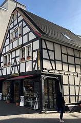 DE - Bonn - Knusperhäuschen