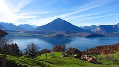 Swiss pyramide
