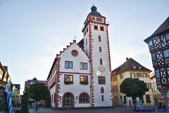 Rathaus Mosbach