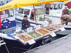 Helsinki Harbour Market