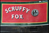 Scruffy Fox narrowboat