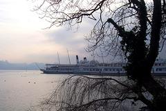 CH - Luzern - Morgens am Vierwaldstätter See