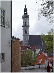 Freising -  Stadtpfarrkirche St. Georg