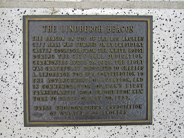 The Lindbergh Beacon (2833)
