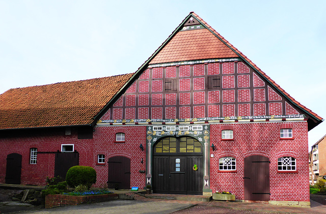 ehemaliger Bauernhof in Bad Nenndorf