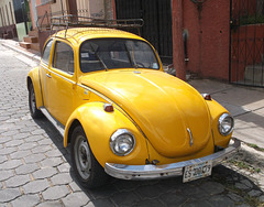 VW jaune / Yellow gem