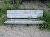 IKPF beach bench / Pour relaxer après le kayak