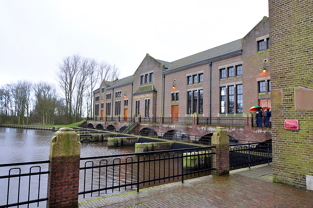 ir. D.F. Woudagemaal 2016 – Outside view