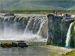 Islanda - Godafoss - (514)