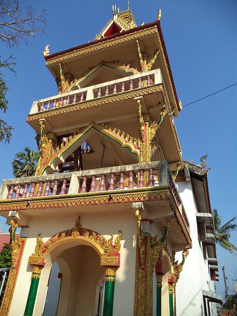 Torticolis de culte (Laos)