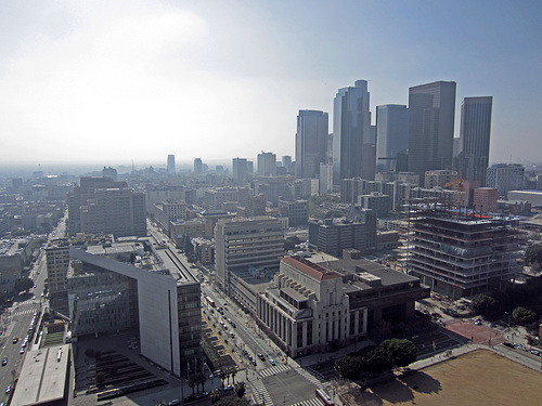 View From Los Angeles City Hall (2829)