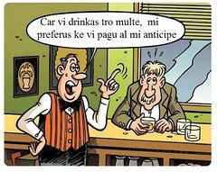 Ne drinku tro