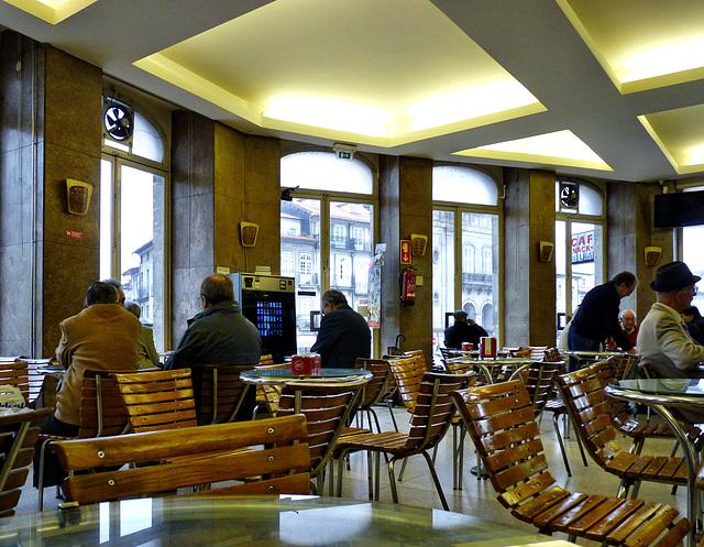 Guimarães - Café Snack-Bar Bilhares