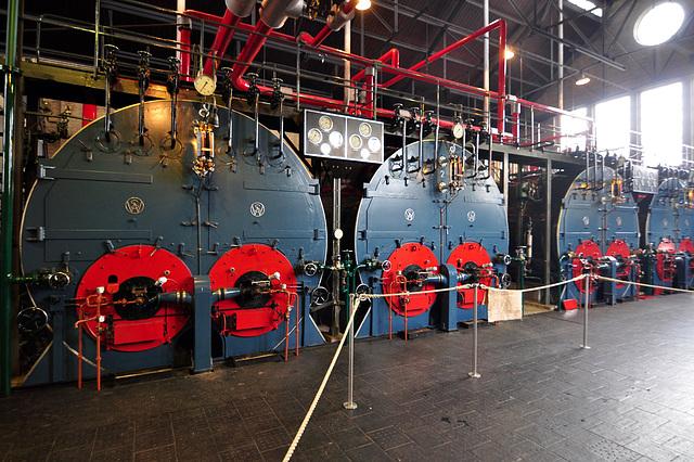 ir. D.F. Woudagemaal 2016 – Boilers