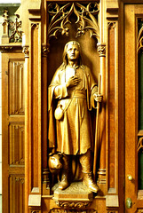 BE - Aubel - seen at Abbaye du Val-Dieu