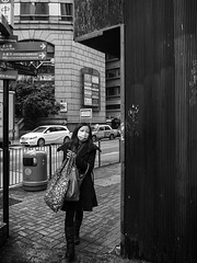 HK woman.