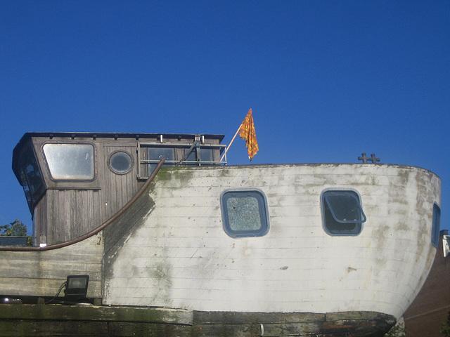 Le bateau vivre