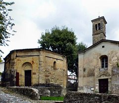 Serravalle - Pieve di San Lorenzo