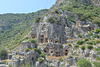 Demre, Rock Tombs of the Ancient Lycian Necropolis