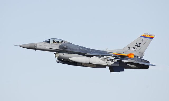 General Dynamics F-16C Fighting Falcon 88-0427