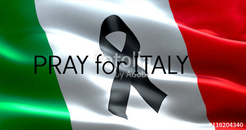 Oren por Italia-- Pray for Italy