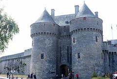 La porte St-Michel de Guérande