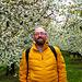 DE - Mülheim-Kärlich - me, hiking the Streuobstwiesenweg
