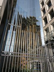 Immeuble à Lyon (Rhône, France)