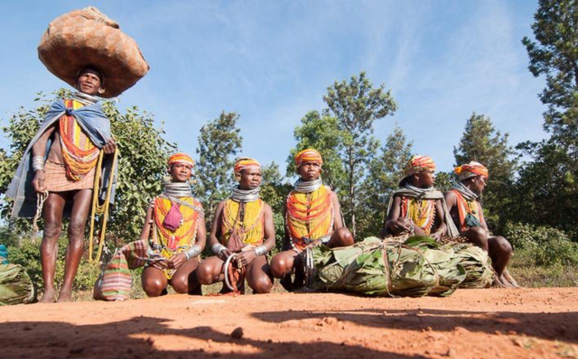 Tribal Tour o fOdisha