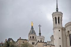 cathédral st Paul Lyon