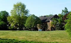 Blick auf den Köhlerhof