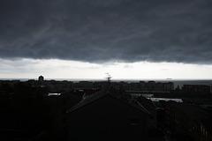 e per tetto le nuvole