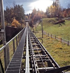 HFF of the Beatenberg funicular railway