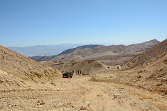 Israel, The Road on the Mountains of Eilat