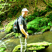 DE - Oppenhausen - me, at the Ehrbachklamm Trail