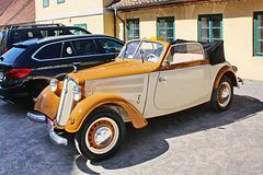 IFA F8 Luxuskabriolett