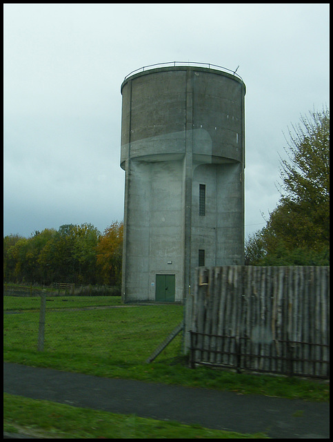 Perry water tower