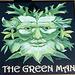 The Green Man, œuvre de Peter Oldreive