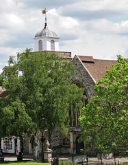 st nicholas church, rochester, kent (2)