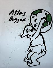 Morning doodle Atlas bugged