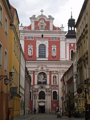 Minor Basilica (Jesuit Church of the 18th century).