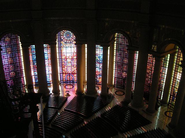 Basilique Notre-Dame de la Paix, Yamoussoukro