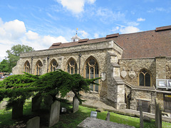 st nicholas church, rochester, kent