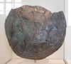 Hellenistic Bronze Shield in the Metropolitan Museum of Art, August 2019
